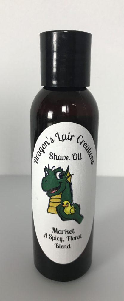 Market Shave Oil
