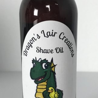 Spice Weasel Sensitive Shave Oil